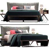 AltaCorte PEGASO Кровать Коллекция ECOLAB NIGHT