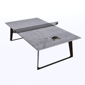 Ping-pong table from Modloft