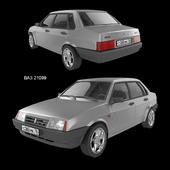 Car VAZ 21099