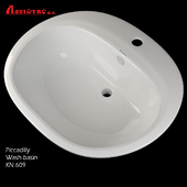 Wash basin Piccadilly KN-609