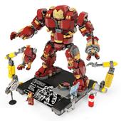 LEGO Hulkbuster №76105
