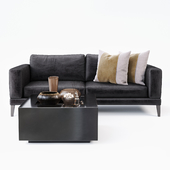 THE DARCEY 3 SEAT SOFA