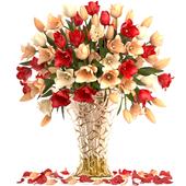 Коллекция цветов 20. Тюльпаны.