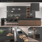 Kitchen Dark Concept