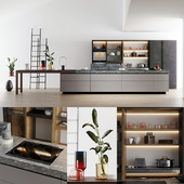 VALCUCINE Genius Loci Kitchen