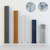 Steel tubular radiators KZTO Harmony