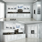 Kitchen Anna, Classic Collection, french ARREX