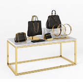 Accessories for boutique