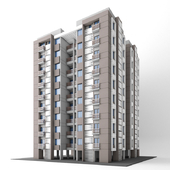 appartment highrise indian