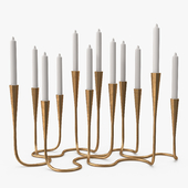 Elan Atelier - Daisy candle stand
