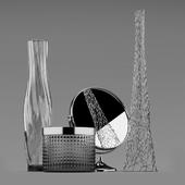 Decorative set - vases 2