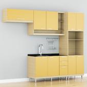 Perry Kitchen Set