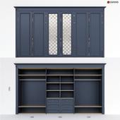 Встроенный шкаф 6