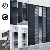 Rimadesio doors Even  _ двери для офиса и дома