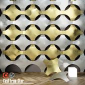 Wall Tiles Apavisa - Cast Iron Star