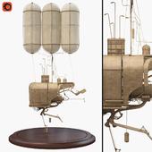 The Hunted - Paper Sculptures - Daniel Agdag