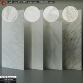 Marble Slab Set 134
