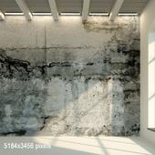 Concrete wall (old concrete) 11