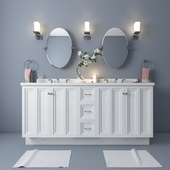Kohler bathroom set