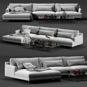 POLIFORM BELLPORT Corner Sofa