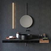 Suite for bathrooms