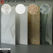 Marble Slab Set 135