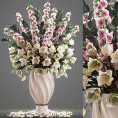 Коллекция цветов 27. Весенний букет.