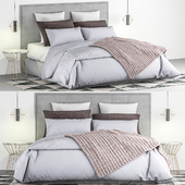 Bed and bed sheet set 1