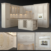 """Kitchen Yard"" - model Ekaterina"