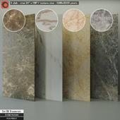 Marble Slab Set 136