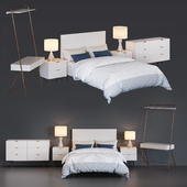 """Collection of bedroom furniture """"Audrey"""""""