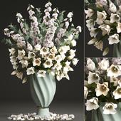 Коллекция цветов 34. Весенний букет.