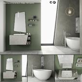 Bathroom furniture set Arcom e.Ly 3
