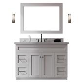 Bathroom Vanity bmc-c0448-wht