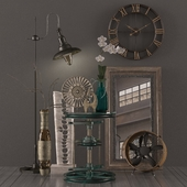Decorative set Loft_06