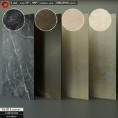 Marble Slab Set 138