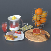 Kitchen decor set 1