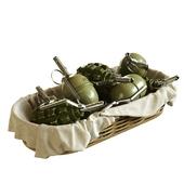 Grenades in the basket