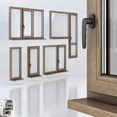 PVC windows Premium