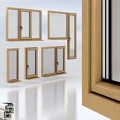 PVC windows Premium plus