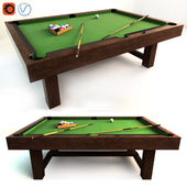 3d model: Billiards - Download at 3dsky org