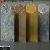 Marble Slab Set 142