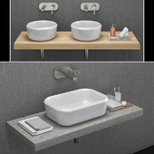 Washbasins Hatria | Pencil