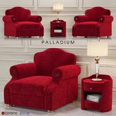 Estetica Palladium armchair
