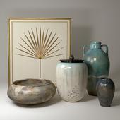 JOHN-RICHARD decorative set 1