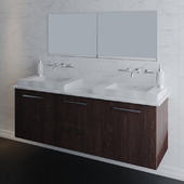 Bathroom Furniture Spray Panel