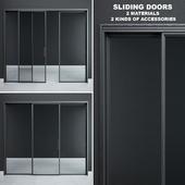 Rimadesio Velaria Sliding Doors