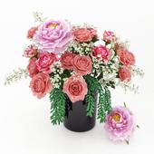 Pinky Bouquet