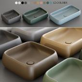 Ceramica Cielo Shui Wash Basin