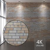 Brickwork yellow (brick) 139